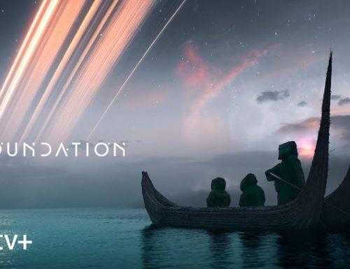 Foundation – Trailer della nuova serie AppleTv tratta dai romanzi di Isaac Asimov