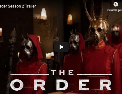 The Order 2 – Trailer della seconda stagione