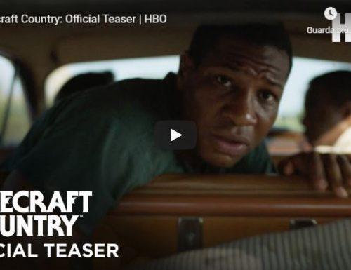 Lovecraft Country – Teaser ufficiali della nuova serie HBO di Jordan Peele e JJ Abrams