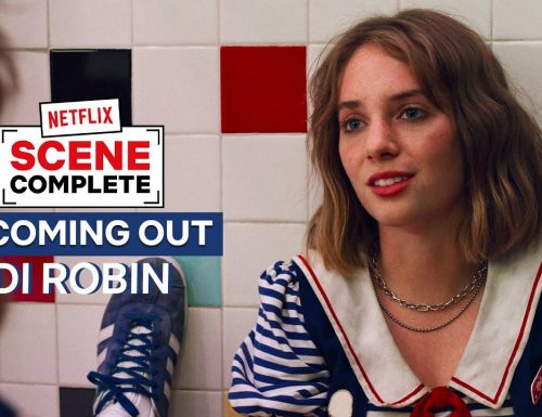 Stranger Things | Robin fa coming out con Steve