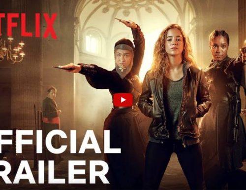Warrior Nun – Trailer ufficiale della nuova serie Netflix