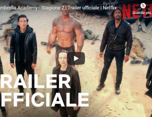 The Umbrella Academy 2 – Trailer ufficiale della seconda stagione