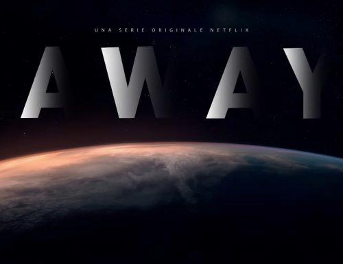 Away | Teaser ufficiale della serie Netflix con Hilary Swank