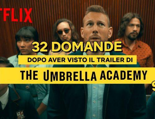 The Umbrella Academy – Stagione 2 | 32 domande dopo aver visto il trailer