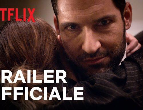 Lucifer 5 – Trailer ufficiale della quinta stagione
