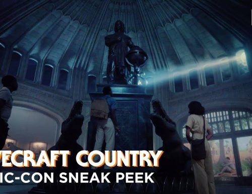 Lovecraft Country: Comic-Con Sneak Peek