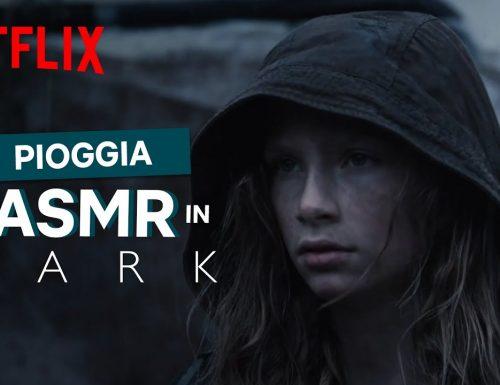La pioggia ASMR in Dark