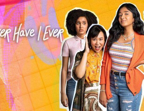 Non ho mai… rinnovato per una seconda stagione da Netflix