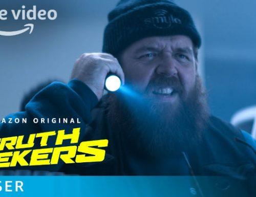 Truth Seekers – Promo della nuova comedy horror di Amazon Prime Video