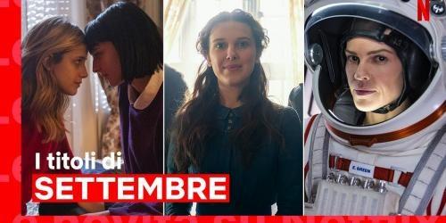 Le novità di settembre su Netflix