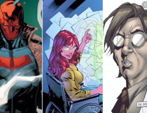 Titans 3 – Red Hood, Barbara Gordon e Scarecrow nella terza stagione