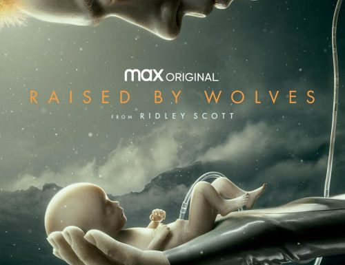 Raised by Wolves – Trailer e poster della serie HBO Max di Ridley Scott