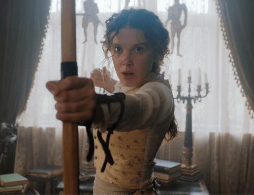 Enola Holmes | Trailer ufficiale del film Netflix con Millie Bobby Brown, Sam Claflin, Henry Cavill e Helena Bonham-Carter