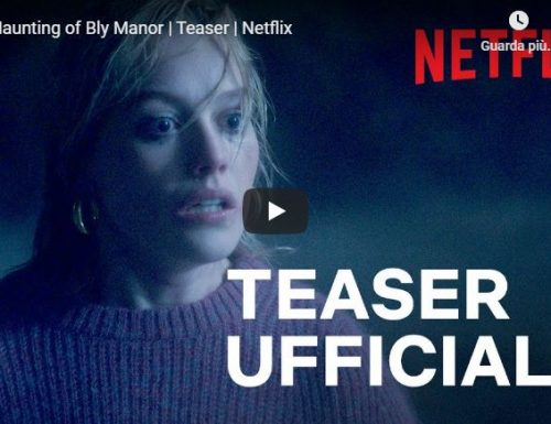 The Haunting of Bly Manor – Primo teaser ufficiale