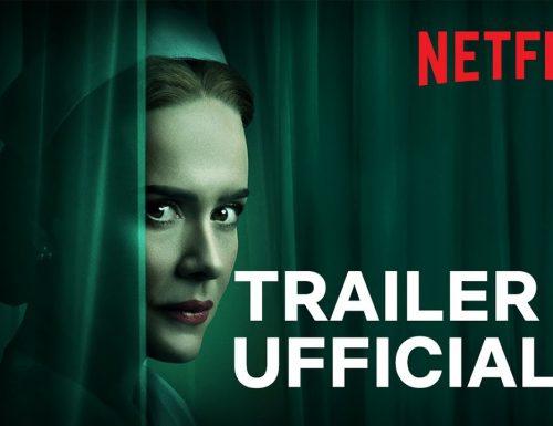 Ratched | Trailer ufficiale della nuova serie di Ryan Murphy