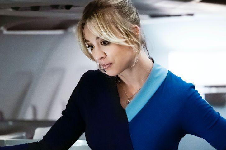 The Flight Attendant – Teaser promo della nuova serie con Kaley Cuoco