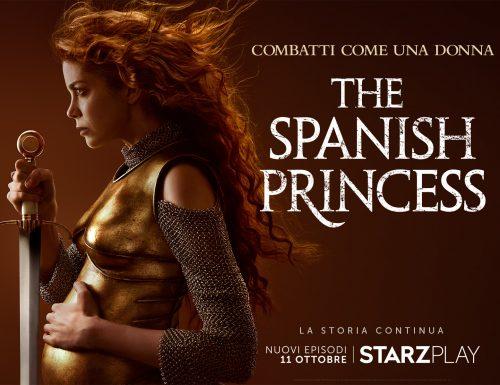 The Spanish Princess – La seconda parte in arrivo dall'11 ottobre