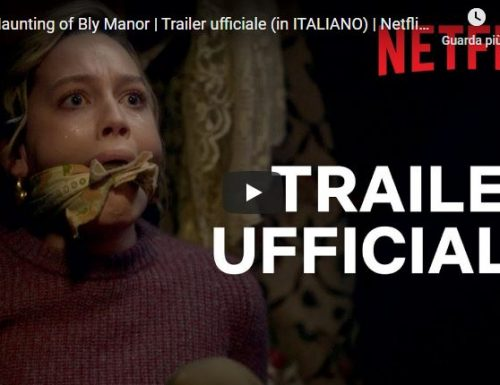 The Haunting of Bly Manor | Trailer ufficiale in italiano