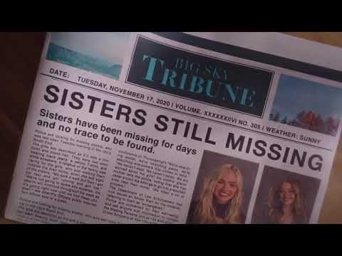 """Big Sky – Teaser """"Mystery Runs Deep"""""""