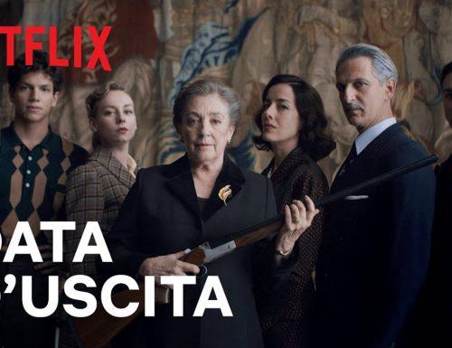 Qualcuno deve morire – Data premiere della nuova mini serie Netflix