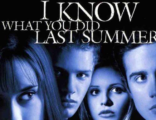 I Know What You Did Last Summer – Amazon ordina la serie tratta dal film slasher So cosa hai fatto