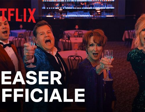 The Prom | Teaser ufficiale del film con Meryl Streep e Nicole Kidman