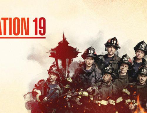 Station 19 – Foto del cast della quarta stagione