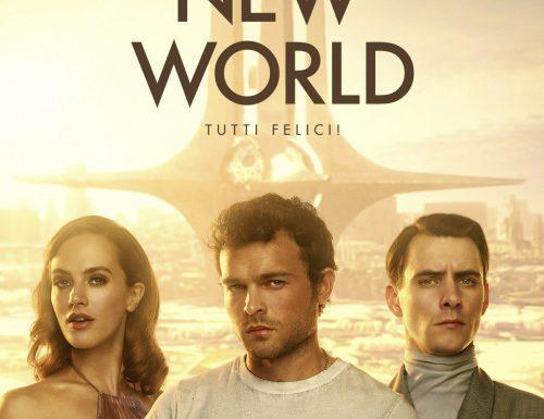 Brave New World arriva in Italia su Starzplay
