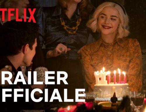 Le terrificanti avventure di Sabrina 4 – Trailer ufficiale