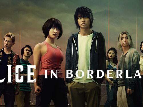 Alice in Borderland – Recensione serie tv Netflix