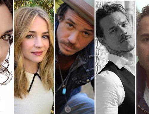 Big Sky – Michelle Forbes, Britt Robertson, Michael Raymond-James, Ryan Dorsey e Omar Metwally nel cast