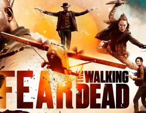 Fear The Walking Dead 6B – Data premiere e casting news