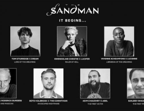 The Sandman: annunciato il cast della nuova serie Netflix