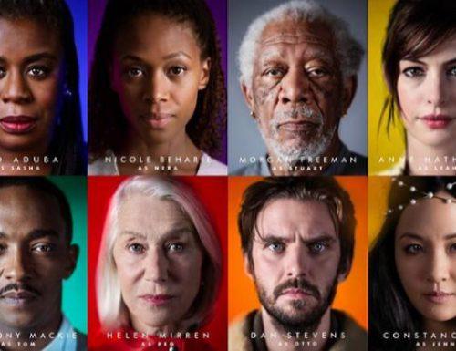 Solos – Morgan Freeman, Anne Hathaway, Helen Mirren, Uzo Aduba nel cast della serie Amazon