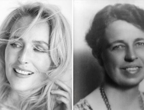 The First Lady – Gillian Anderson sarà Eleanor Roosevelt