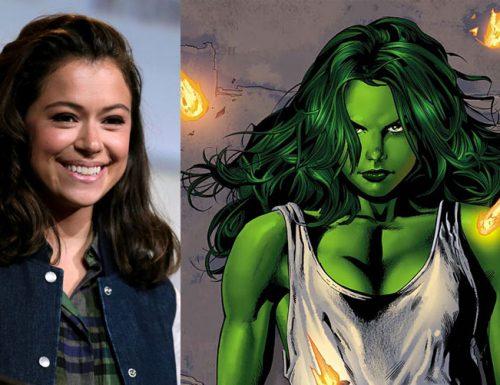 She-Hulk – Tatiana Maslany sarà la protagonista assieme a Mark Ruffalo e Tim Roth