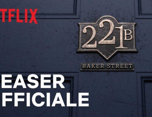 Gli Irregolari di Baker Street | Teaser ufficiale della nuova serie Netflix