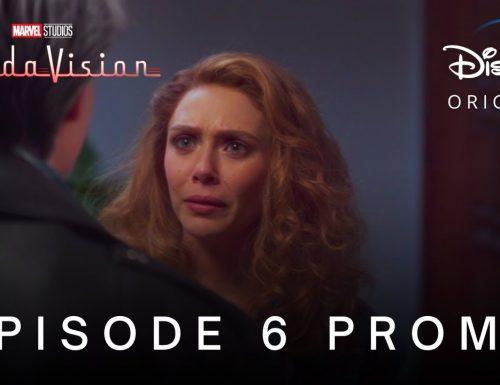 WandaVision – Promo dell'episodio 1×06