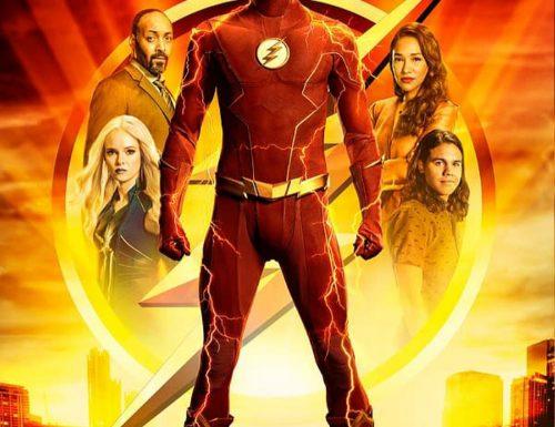 The Flash 7 – Promo ufficiale della settima stagione