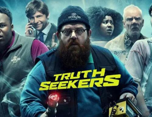 Truth Seekers cancellato da Amazon Prime Video dopo una sola stagione