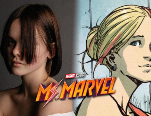 Ms. Marvel – Laurel Marsden entra nel cast