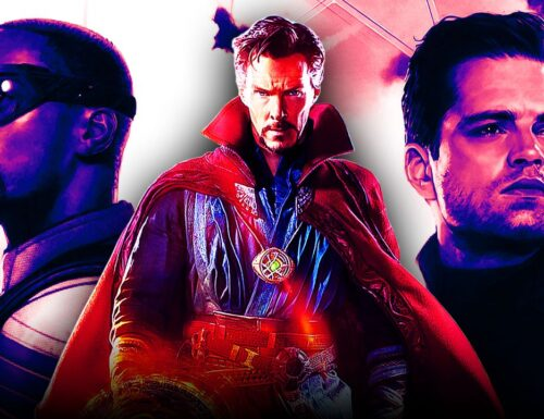 """The Falcon and The Winter Soldier – Promo """"Doctor Strange"""""""