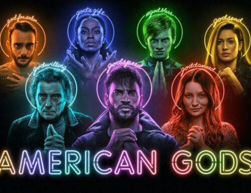 American Gods cancellato da Starz dopo tre stagioni