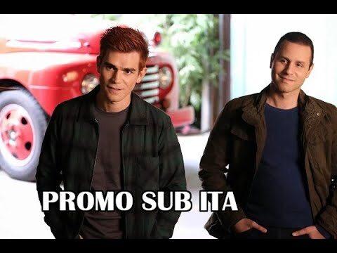 """Riverdale – Promo 5×07 """"Fire in the Sky"""" SUB ITA"""