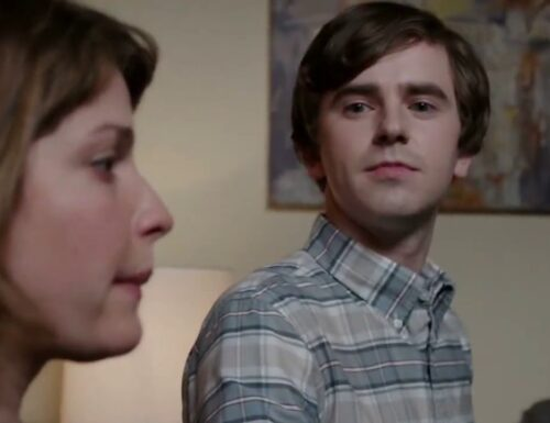 The Good Doctor – 4×12 – Teeny Blue Eyes – Promo