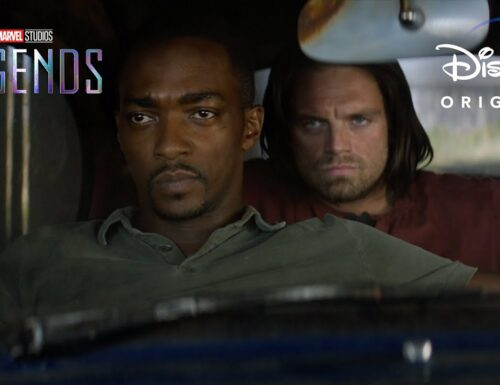 """The Falcon and the Winter Soldier – Promo """"Legends"""""""