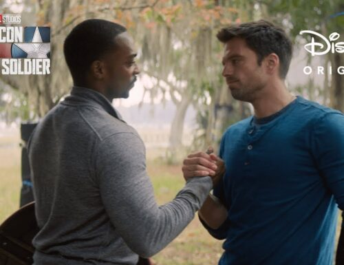 """The Falcoln And The Winter Soldier – """"Coworkers"""" Promo"""