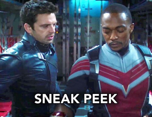 """The Falcon and The Winter Soldier – Sneak peek """"What's The Plan"""""""
