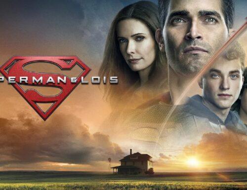 Superman & Lois rinnovato per una seconda stagione