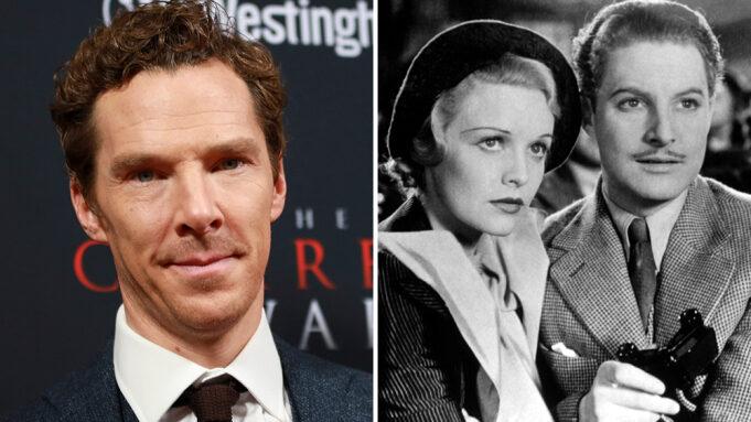 The 39 Steps: Benedict Cumberbatch nella serie Netflix